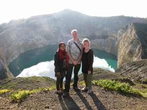 1. Diane, Jim and Susi at the top of Kelimutu volcano (640x480)